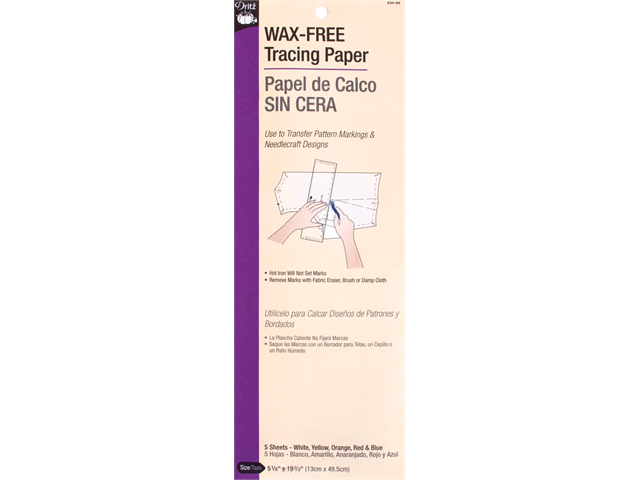 Single-Faced Wax Free Tracing Paper-6