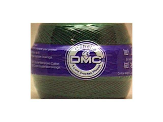 Cebelia Crochet Cotton Size 30 - 563 Yards-Christmas Green