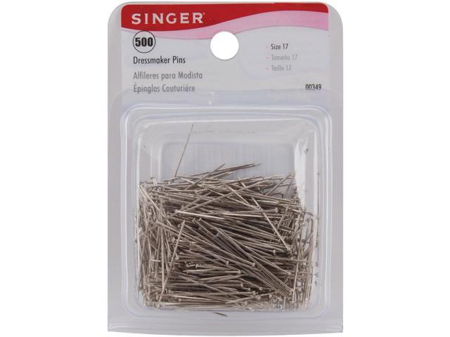 Dressmaker Pins-Size 17 500/Pkg