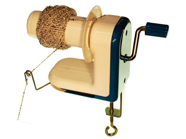In-Line Yarn Ball Winder-