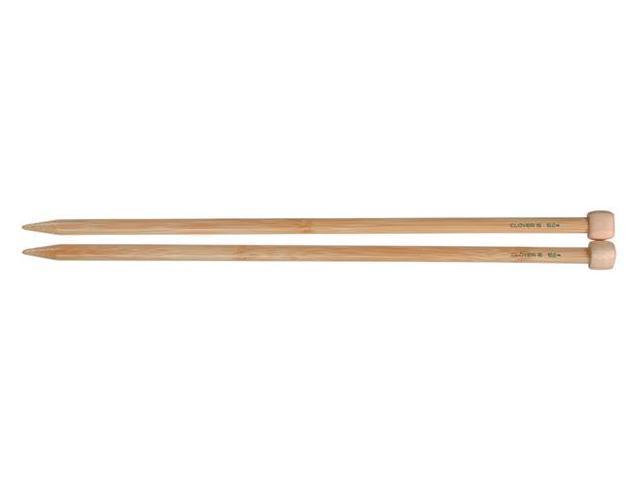 Bamboo Single Point Knitting Needles 13