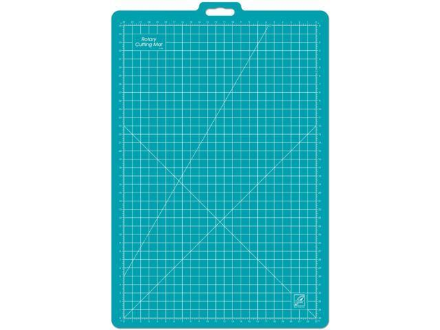 Gridded Rotary Mat With Handle-26
