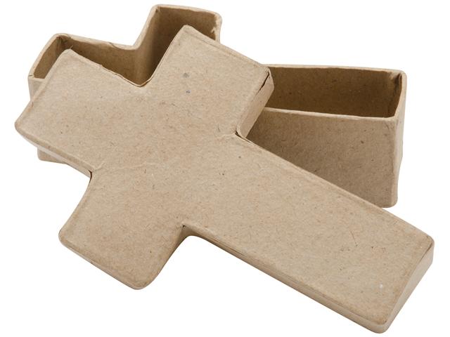 Paper Mache Cross 5