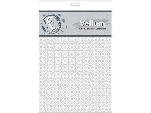 Fundamentals A4 Vellum Sheets 11.7