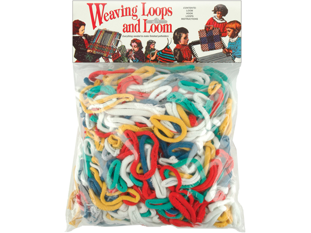 Weaving Loops & Loom-