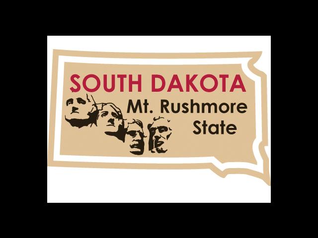 STATE-ments Sticker-South Dakota