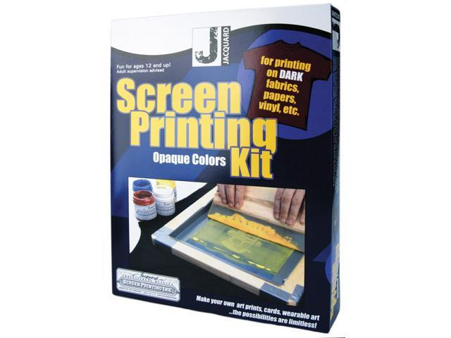 Jacquard Screen Printing Kit-Opaque
