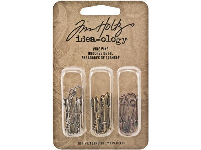 Idea-Ology Wire Pins 18/Pkg-