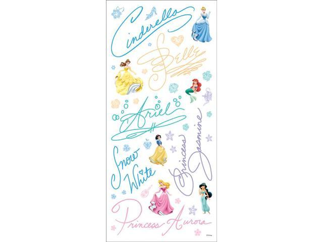 Disney Stickers Packaged-Signatures