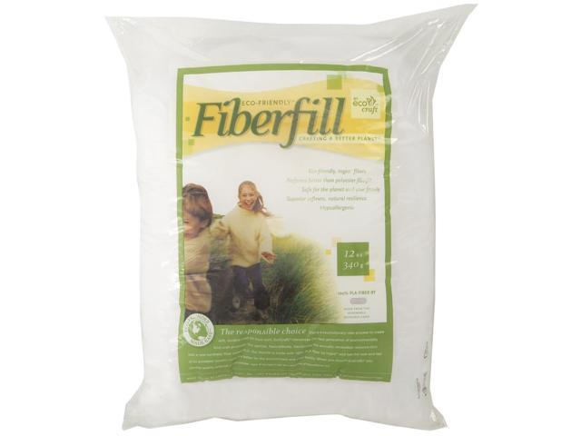 Eco-Friendly Fiberfill-12 Ounces FOB:MI