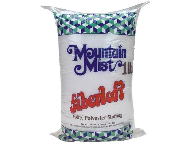Fiberloft Polyester Stuffing-16 Ounces FOB:MI