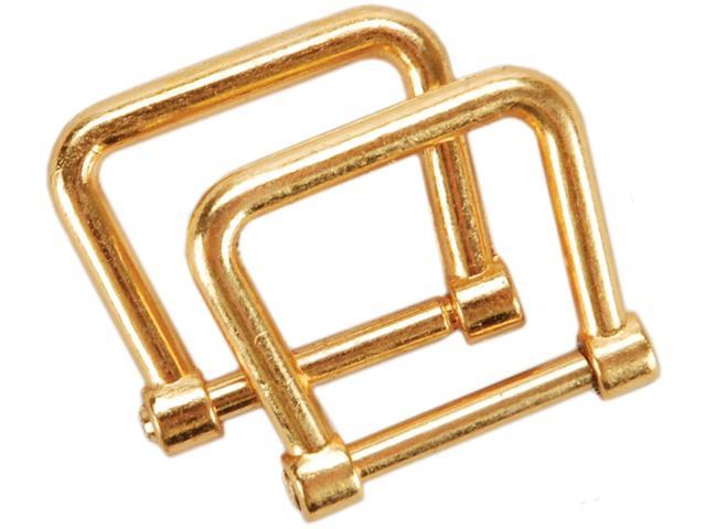 Purse Handle Hooks 2/Pkg-Gold -Flair