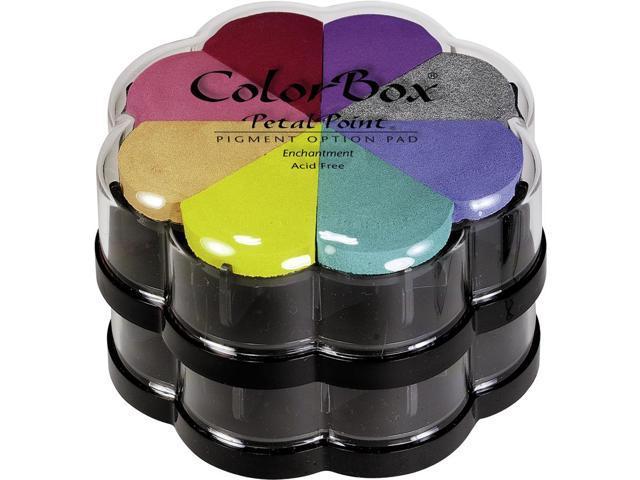 Colorbox Pigment Petal Point Option Pad 8 Colors-Enchantment