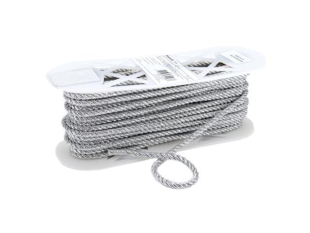 Large Metallic Twisted Cord 1/4