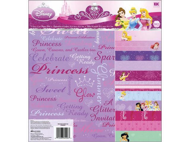 Disney Paper Pad 12