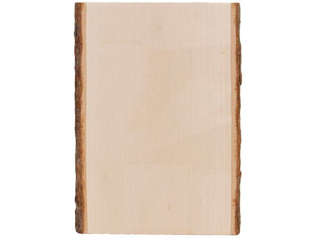 Basswood Country Rectangle Plank-7