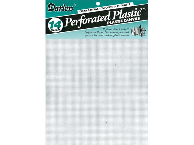 Plastic Canvas 14 Count 8-1/2