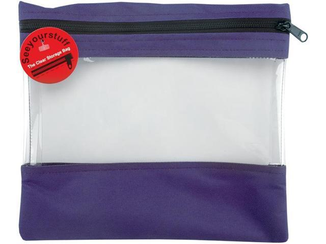 Seeyourstuff Clear Storage Bags 10