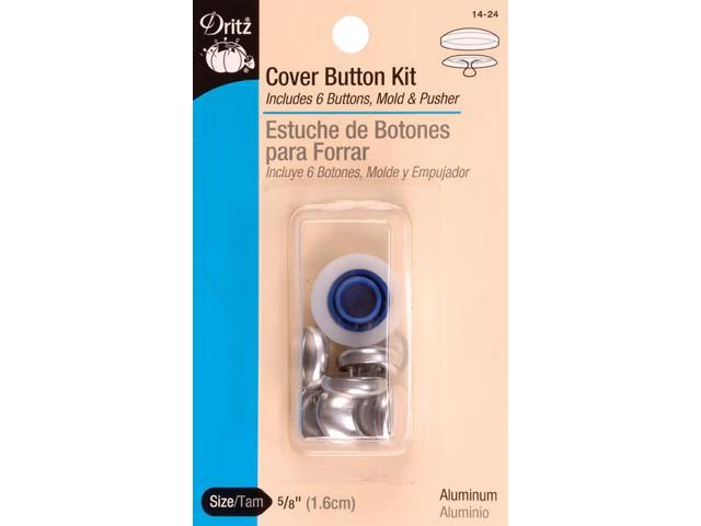 Cover Button Kits-Size 24 5/8