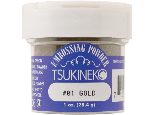 Embossing Powder 1 ounce-Gold