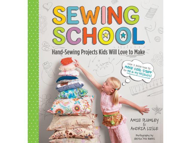 Storey Publishing-Sewing School
