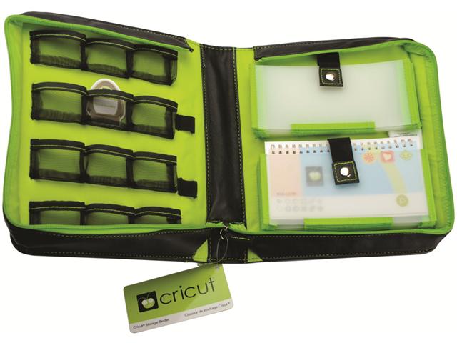 Cricut Cartridge Storage-