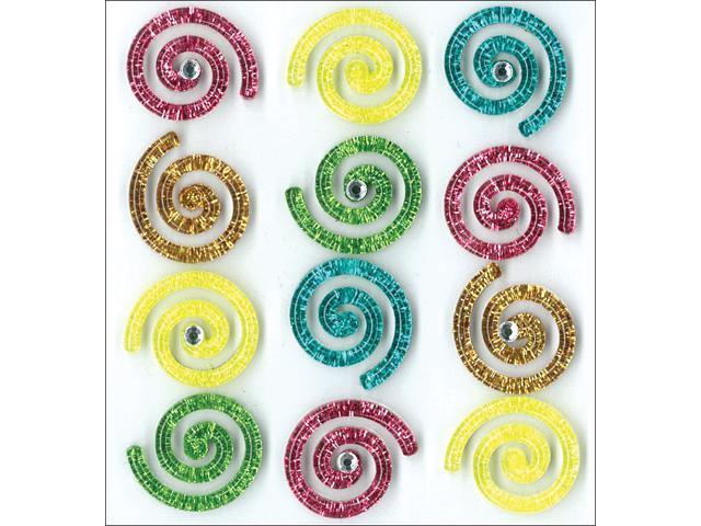 Jolee's Cabochons-Swirls