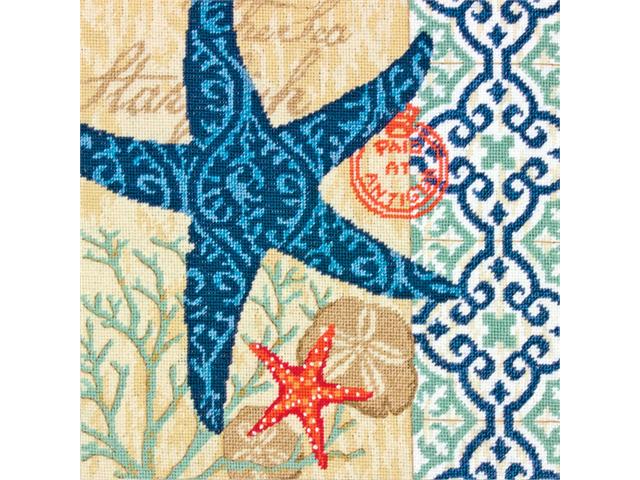 Starfish Needlepoint Kit-14