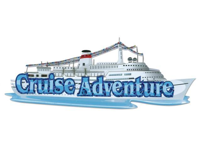 Jolee's Boutique Title Wave Stickers-Cruise Adventure