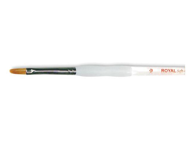 Soft-Grip Combo Filbert Brush-Size 6