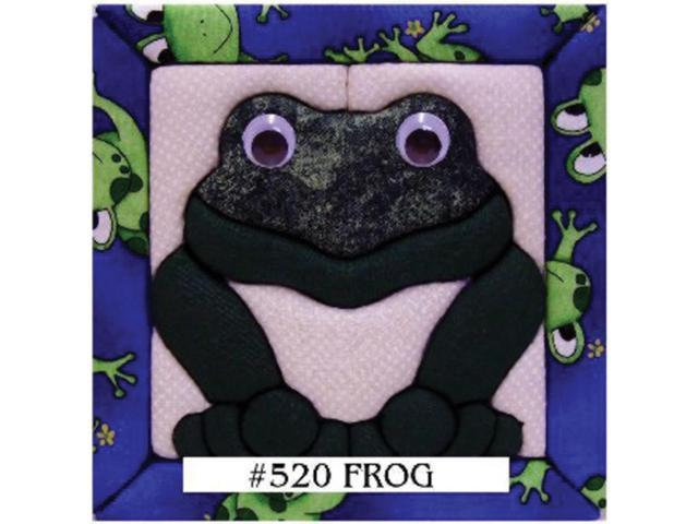 Frog Quilt Magic Kit-6
