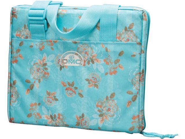 StitchBow Floral Needlework Travel Bag-