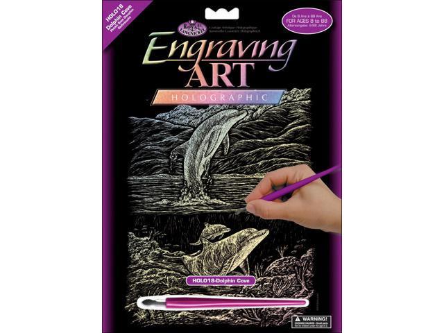 Holographic Engraving Art Kit 8