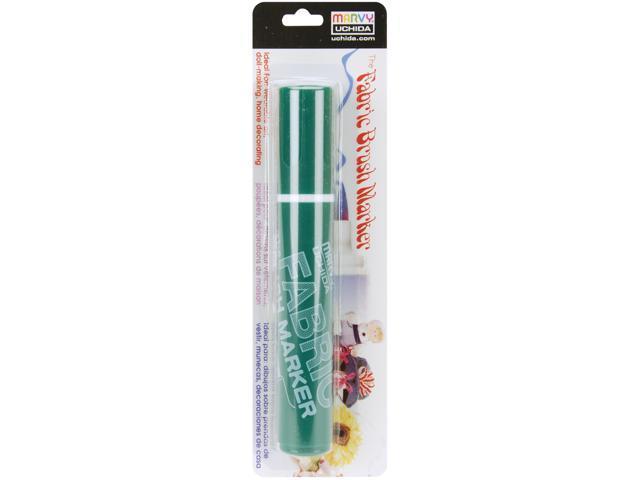 Fabric Brush Marker-Green