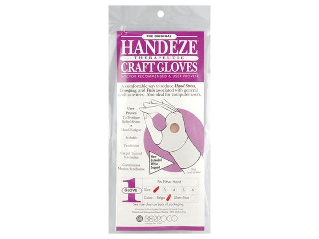 Therapeutic Craft Glove 1/Pkg-Size 5