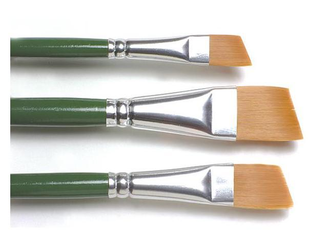 One Stroke Brush Set-Angle - 3/8