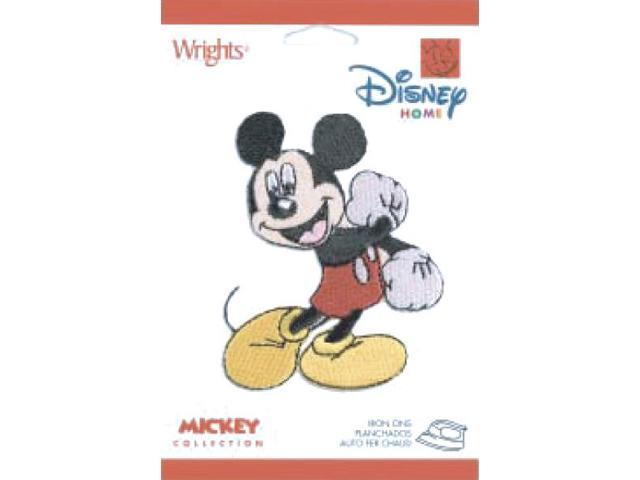 Disney Mickey Mouse Iron-On Appliques-Fist Motion