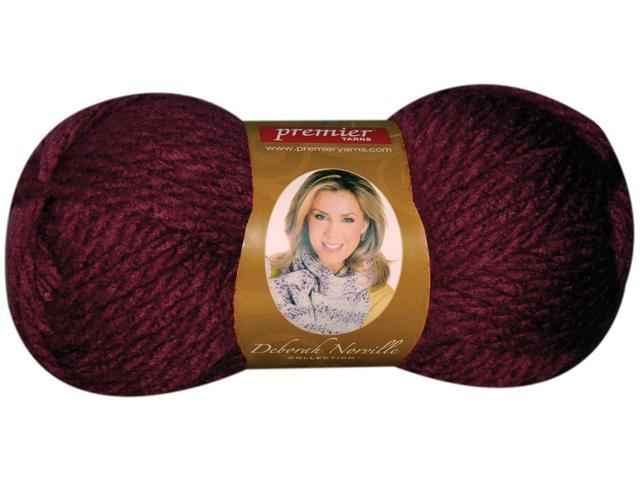 Deborah Norville Collection Serenity Chunky Weight Yarn-Red Ochre
