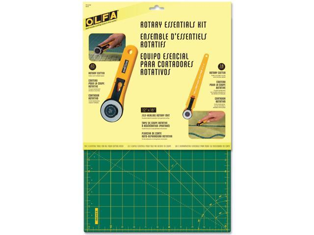 Olfa Rotary Essentials Kit-