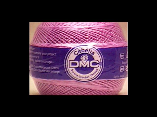 Cebelia Crochet Cotton Size 20 - 405 Yards-Violet