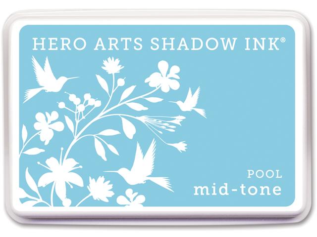 Hero Arts Shadow Inks-Pool