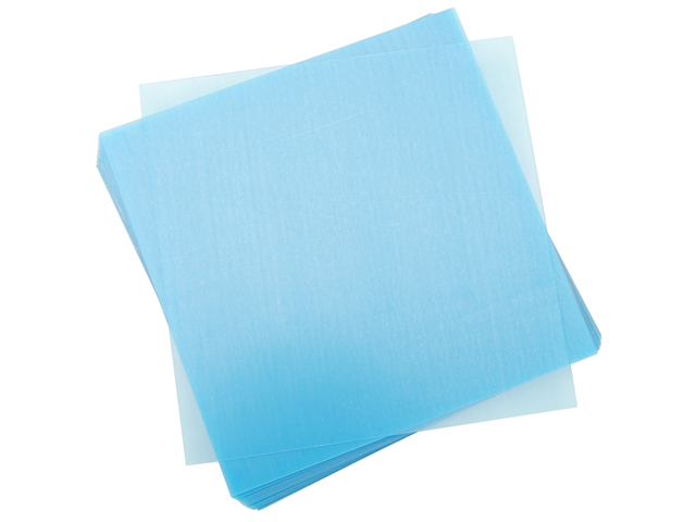 Craft plastic sheets 8 x8 25 pkg clear 020 for Clear plastic sheets for crafts