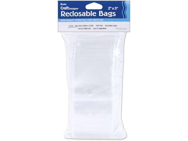 Reclosable Clear Storage Bags-2