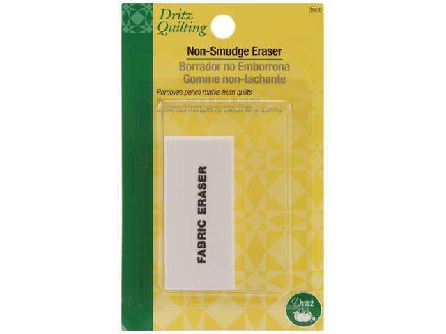 Dritz Quilting Fabric Eraser-