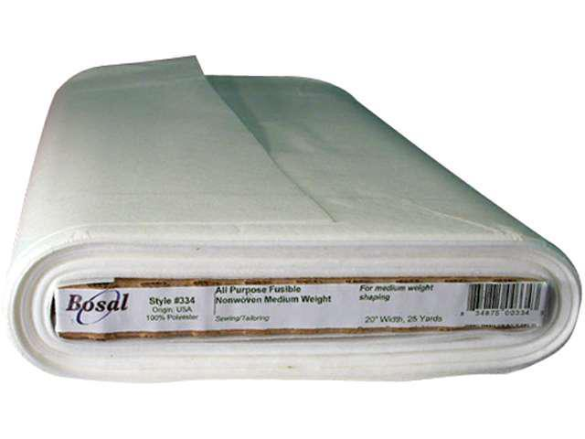 Fusible Non-Woven All Purpose Interfacing 20