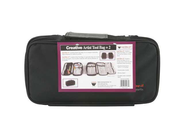Just Stow It Creative Artist Tool Bag +2 14.5