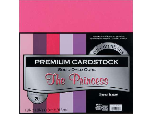 Core'dinations Value Pack Cardstock 12