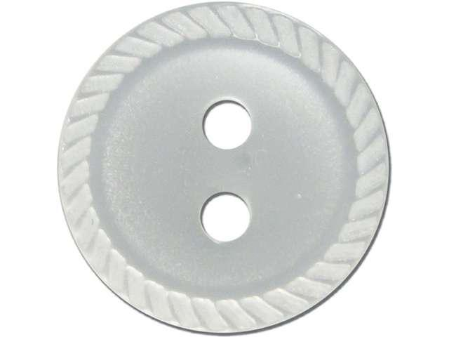 Slimline Buttons Series 1-Pearl 2-Hole 1/2