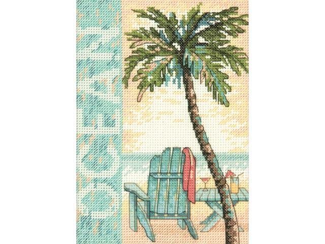 Ocean Mini Counted Cross Stitch Kit-5