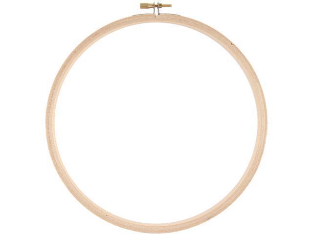 Wood Hoop 8